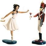 Стойкий оловянный солдатик и балерина